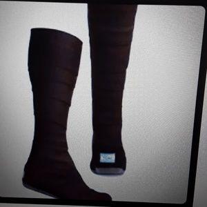 Toms wraparound boot - Size 6 - HTF -  EUC
